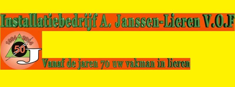 Janssen installatiebedrijf